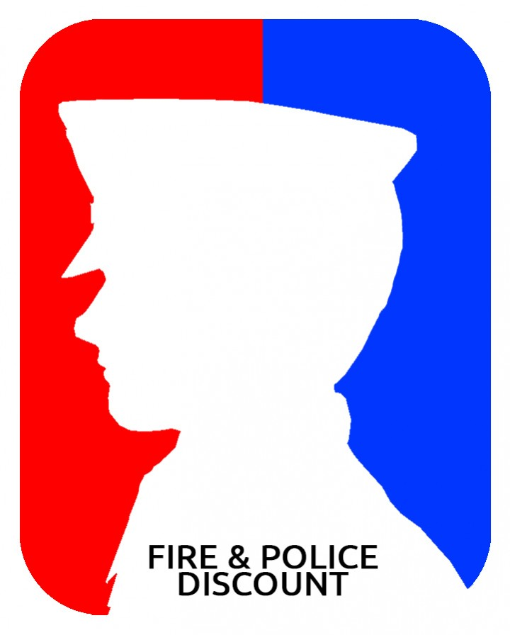Police & Fire Discount